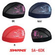 【SA-6DK】SWANS(スワンズ) 限定メッシュキャップ【DORAEMON・HELLO KITTY】[水泳帽/スイムキャップ/スイミング/プール/水泳小物/ドラえもん/ハローキティ]【10P03Dec16】
