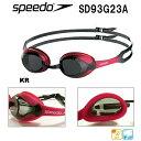●●【SD93G23A-KR】SPEEDO(スピード) スイミングゴーグル MERIT・メリット(クリアタイプ)【10P03Dec16】