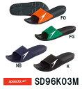 【SD96K03M】SPEEDO(スピード) サンダル ATAMI 2 [水泳/サンダル/プールサイド/ビーチ]