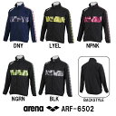 ●●【ARF-6502】ARENA(アリーナ) ライトタフタ ウインドジャケット[トレーニングウェア/軽量/はっ水/スリム/チームライン]