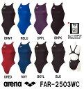 【FAR-2503WC】ARENA(アリーナ) レディース競泳水着 X-PYTHON リミック[競泳水着/女性用/ワンピース/FINA承認]