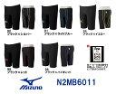 【N2MB6011】MIZUNO(ミズノ) メンズ競泳用水着 MX・SONIC02 ソニックライト リブテックス ハーフスパッツ[競泳/男性用/FINA承認/布...
