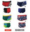 【SD86X56】SPEEDO(スピード) メンズ競泳練習水着 DREAM TEAM ENDURANCE J メンズトレインボックス[男性用水着/競泳選手の練習用に/トレーニング/長持ち/練習用水着]
