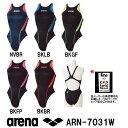 【ARN-7031W】ARENA(アリーナ) レディース競泳水着 X-PYTHON2 リミック(クロスバック)[競泳水着/女性用/ワンピース/FINA承認]