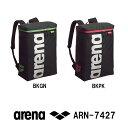 【ARN-7427】ARENA(アリーナ) リュック[ボックス型]