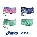 【AS8021】asics(アシックス) メンズ競泳練習水着 REPEATEX2 POWER SUITS ボックス[競泳/練習用/長持ち/男性用]