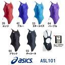 【ASL101】asics(アシックス) レディース競泳水着 SPURTeX ホールドカット[競泳水着/女性用/ワンピース/FINA承認]