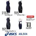 【送料無料】asics アシックス 競泳水着 レディース スイムウェア スイミング TOP iMP
