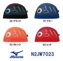 【N2JW7023】MIZUNO(ミズノ) メッシュキャップ【金魚なんです。】[水泳帽/スイムキャップ/スイミング/プール/水泳小物]