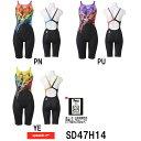 【送料無料】【SD47H14】SPEEDO(スピード) レディース競泳水着 Fastskin XT-W ウイメンズニースキン[女性用/競泳/FINA承認/スパッ...