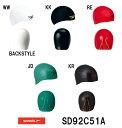 【SD92C51A】SPEEDO(スピード) FASTSKIN3 シリコーンキャップ[FINA承認モデル/選手向け/スイムキャップ/競泳]