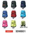 【SD96B01】SPEEDO(スピード) スイマーズリュック(L)[スイマーズバッグ/大容量/軽量/リュック]【10P03Dec16】