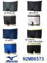 《クーポン利用で更に値引!》ミズノ MIZUNO 競泳水着 メンズ 練習用 EXER SUITS ショートスパッツ U-Fit N2MB6573-HK