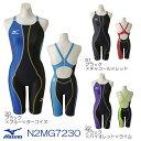 ミズノ MIZUNO 競泳水着 レディース fina承認モデル ハーフスーツ FX・SONIC SONIC LI