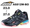 【送料無料】【A6812W-BO】AVIA(アヴィア) フィットネスシューズ A6812W-BO