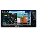 ケンウッド 彩速ナビ 7V型ワイド 16GBメモリーカーナビ/地デジ/ハイレゾ対応 MDV-M705W