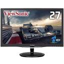 View Sonic 27型ゲーミングディスプレイ FullHD 1ms VX2757-MHD-7