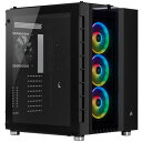 Corsair PCケース Crystal 680X RGB Tempered Glass -Black- CC-9011168-WW