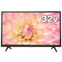 TCL 32V型液晶TV 地デジ/BS/CS android TV搭載 32S5200A