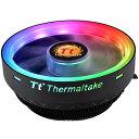 Thermaltake 空冷CPUクーラー UX100 ARGB CL-P064-AL12SW-A