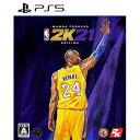 テイクツーインタラクティブジャパン [PS5] NBA 2K21 マンバ フォーエバー エディション