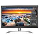 LG 27型4K液晶ディスプレイ(HDR/フレームレス/IPS/USB-C) 27UL850-W