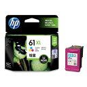 HP HP 61XL インクカートリッジ カラー(増量) CH564WA