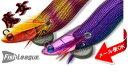 マルキュー フィッシュリーグ エギリーダートマックス 魔女クロス 3.5号Fish League EGILEE DARTMAX Majo-Cloth Size3.5【メール…