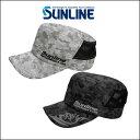 【あす楽対応】サンライン ワークキャップ (メッシュ)CP-3804 CP-3805SUNLINE WORK CAPフィッシング 釣り具 ウェア 帽子 キャッ…