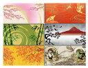 ミニチュア屏風 日本製 Made in Japan 海外へのお土産 9デザインから選択 民芸和家具
