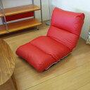 日本製レザー調ジャンボ座椅子