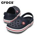 ショッピングcrocband 【沖縄県内(離島含)3,300円以上送料無料】クロックス crocs サンダル ジュニア Kids' Crocband Clog クロックバンド キッズ 204537-485
