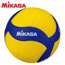 【4月10日発売】 ミカサ MIKASA バレーボール ジュニア 小学生バレーボール4号 練習球 V420W-L