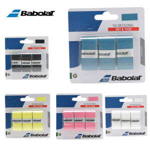 バボラ(Babolat) セミウェットグリップ VSグリップ 3