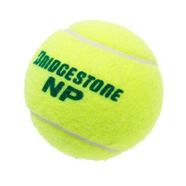 【期間限定500円OFFクーポン発行中】ブリヂストン(BRIDGESTONE)ブリヂストン NP ノンプレッシャー 30球 (ビニールケース付)(BRIDGESTONE NP) BBA460T硬式テニスボール 練習球