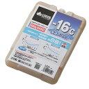 ロゴス 保冷剤 氷点下パックGT-16℃・ハード600g 81660612 LOGOS