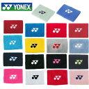 【エントリーで5倍 8/10〜8/11まで】 ヨネックス テニス バドミントン リストバンド 1ヶ入 AC488 YONEX