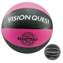 ビジョンクエスト VISION QUEST バスケットボール 7号球 バスケゴムボール VQ7BAR