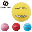ゴムドッジボール ジュニア VQDO001 ビジョンクエスト VISION QUEST