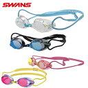 スワンズ SWANS 競泳 レーシングゴーグル 競泳用ノンクッションゴーグル SR-1M EV