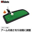タバタ Tabataゴルフ 練習用 練習器具 大型ヘッドパン...