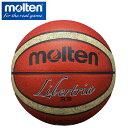 モルテン moltenバスケットボール 6号球 リベルトリアレプリカ B6T3500
