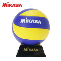 ミカサ MIKASA 記念品用 マスコットボール バレーボール MVA30の画像