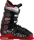 【スキーブーツ ファイナルセール】サロモン(SALOMON)スキーブーツX-MAX100L32587500【12-13 2013モデル】