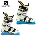 サロモン ( salomon ) X MAX120 メンズスキーブーツ white/blue X-MAXバックルブーツ【12-13 2013モデル】【国内正規品...