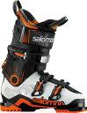 サロモン ( salomon ) QUEST MAX100 メンズスキーブーツ L32598000 バックルブーツ【12‐13 2013モデル】【国内正規品】
