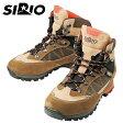 シリオ(SIRIO)トレッキングシューズ(メンズ)P.F.430-GTX (ハンター/オレンジ)(山登り 靴 アウトドア 登山用品 キャンプ ハイキングシューズ トレッキングブーツ 楽天 ゴアテックス)