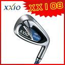 【XXIO8】ゼクシオ(XXIO) ゴルフクラブ(単品アイアン) ゼクシオ エイト アイアン レフティ(MP800)