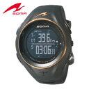 ソーマ(SOMA) ランニングアクセサリ ランニング ウォッチ(時計) GPS機能付きGlobalONE DYK39-0003