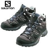 サロモン(SALOMON) トレッキングシューズ(レディス) エリプスミッドGTX (DC/LO) L30923600